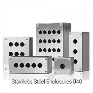 Stainless Steel Enclosures 040