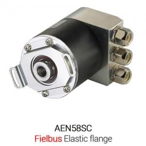 Givi Misure Absolute Encoder AEN58SC Elastic flange
