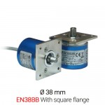 Givi Misure Incremental Encoder Ø 38 mm