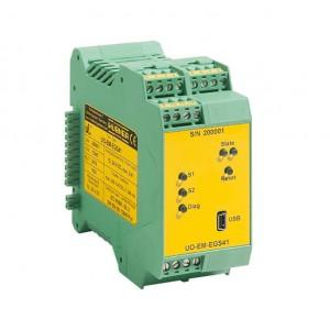 Johannes Hübner Giessen UO-EM-EGS41 SIL 2 overspeed switch module SIL 2
