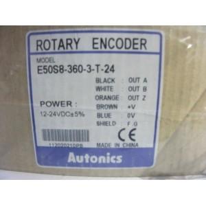 Autonıc E50 S8-360-3-T-24